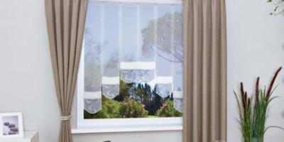 Fensterdekoration, Fensterdekoration