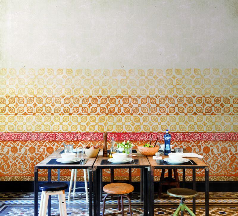 Wand und Decke 1