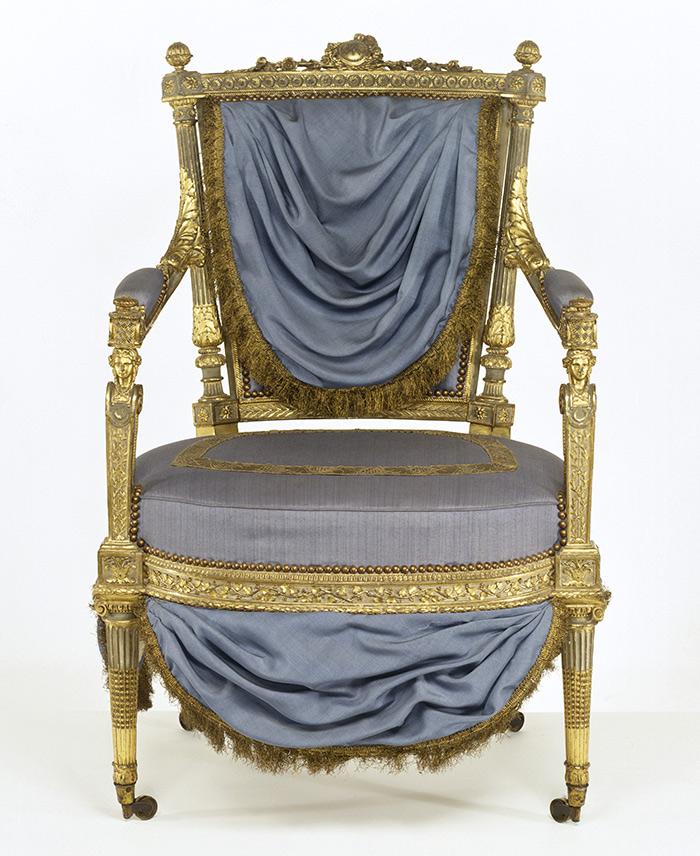 , 3D Printing Helps Museum Restore Chair