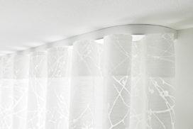 Sonnenschutz LEHA - Vorhangschiene