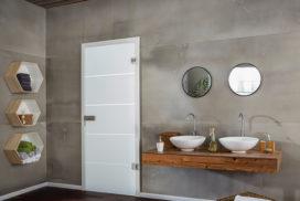 Wandverkleidung - Holz und Mineralisch 1