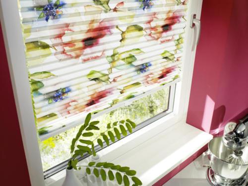 Sonnenschutz LEHA - Plissee