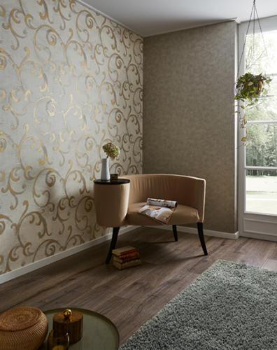 Tapeten Fuggerhaus- Kollektion Secret Garden